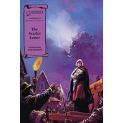 Saddleback Educational Publishing® The Scarlet Letter; Read-Along, Grades 9-12