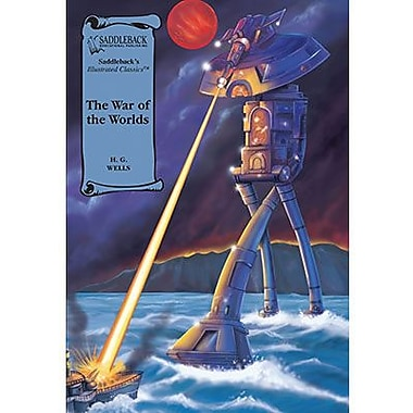 Saddleback Educational Publishing® The War of the Worlds Read-Along; Grades 9-12