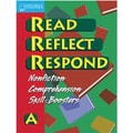 Saddleback Educational Publishing® Read Reflect Respond Book A; Student Book, Grades 5-12