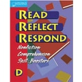 Saddleback Educational Publishing® Read Reflect Respond Book D; Student Book, Grades 5-12