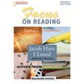 Saddleback Educational Publishing® Jacob Have I Loved Reading Guide; Grades 6-12