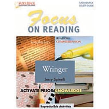 Saddleback Educational Publishing® Wringer Reading Guide;  Grades 6-12