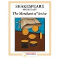 Saddleback Educational Publishing® Shakespeare Made Easy; The Merchant of Venice, Reading Guide