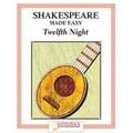 Saddleback Educational Publishing® Shakespeare Made Easy; Twelfth Night, Reading Guide, Grades 9 -12