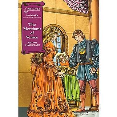 Saddleback Educational Publishing® The Merchant of Venice;Grades 9-12
