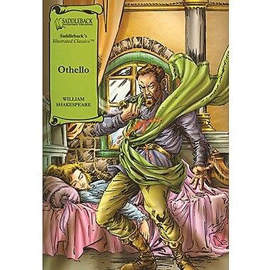 Saddleback Educational Publishing® Othello; Grades 9-12