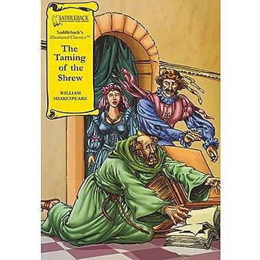 Saddleback Educational Publishing® The Taming of the Shrew Read-Along; Grades 9-12