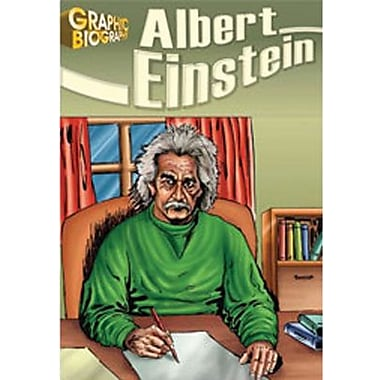 Saddleback Educational Publishing® Albert Einstein; Grades 9-12