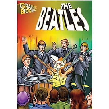 Saddleback Educational Publishing® Beatles, The; Grades 9-12