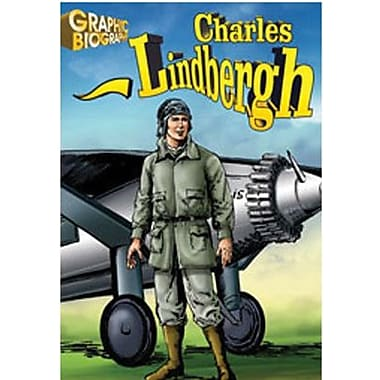 Saddleback Educational Publishing® Charles Lindbergh; Grades 9-12