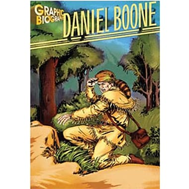 Saddleback Educational Publishing® Daniel Boone; Grades 9-12