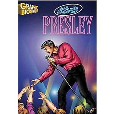 Saddleback Educational Publishing® Elvis Presley; Grades 9-12