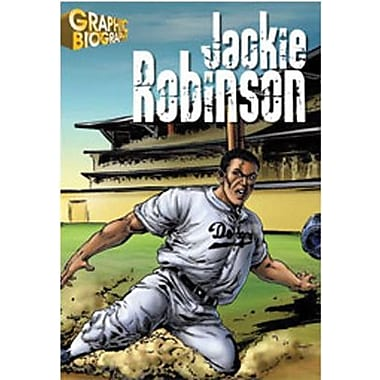 Saddleback Educational Publishing® Jackie Robinson; Grades 9-12