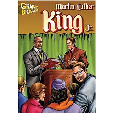Saddleback Educational Publishing® Martin Luther King Jr.; Grades 9-12