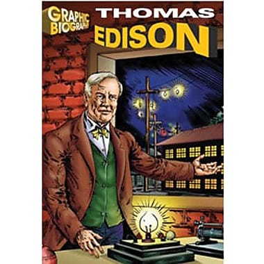 Saddleback Educational Publishing® Thomas Edison; Grades 9-12