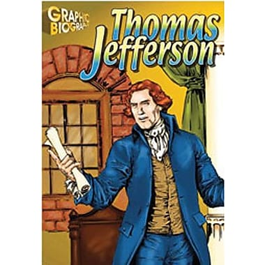 Saddleback Educational Publishing® Thomas Jefferson; Grades 9-12