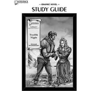 Saddleback Educational Publishing® Twelfth Night Study Guide CD; Grades 9-12