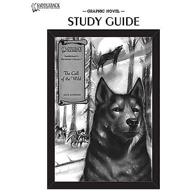 Saddleback Educational Publishing® The Call of the Wild Study Guide CD; Grades 9-12