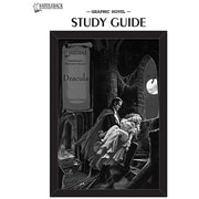 Saddleback Educational Publishing® Dracula; Study Guide, CD, Grades 9-12