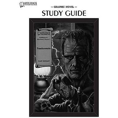 Saddleback Educational Publishing® Frankenstein Study Guide CD; Grades 9-12