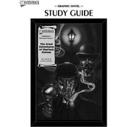 Saddleback Educational Publishing® The Great Adventures of Sherlock Holmes Study Guide CD;