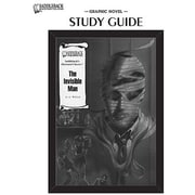 Saddleback Educational Publishing® The Invisible Man Study Guide CD; Grades 9-12