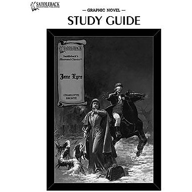 Saddleback Educational Publishing® Jane Eyre Study Guide CD;Grades 9-12