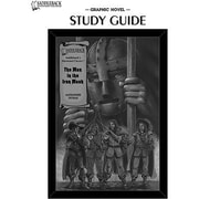 Saddleback Educational Publishing® The Man in the Iron Mask Study Guide CD; Grades 9-12