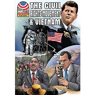 Saddleback Educational Publishing® The Civil Rights Movement & Vietnam 1960-1976; Grades 9-12
