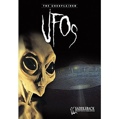 Saddleback Educational Publishing® The Unexplained Series; UFO's, Grades 9-12