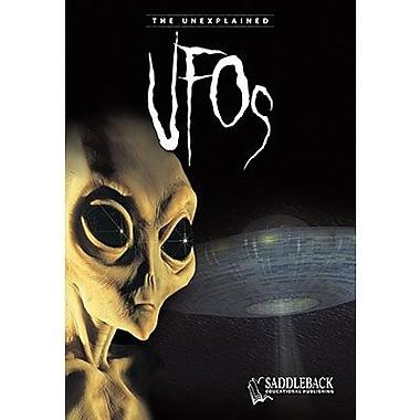 Saddleback Educational Publishing® The Unexplained Series; UFO's, Grades 9-12