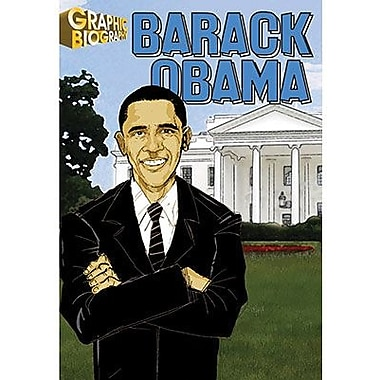 Saddleback Educational Publishing® Barack Obama; Grades 9-12