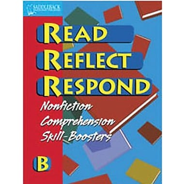 Saddleback Educational Publishing® Read Reflect Respond B Enhanced eBook; Grades 5-12