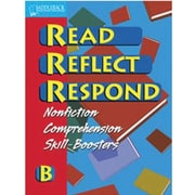 Saddleback Educational Publishing® Read Reflect Respond B Enhanced eBook; Grades 5-12