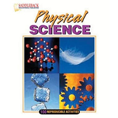 Saddleback Educational Publishing® Physical Science Binder (Enhanced eBook); Grades 9-12
