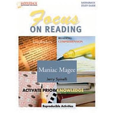 Saddleback Educational Publishing® Maniac Magee (Enhanced eBook); Grades 6-12