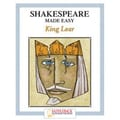 Saddleback Educational Publishing® King Lear Student Guide; Enhanced eBook, Grades 9-12