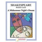 Saddleback Educational Publishing® Midsummer Nights Dream Student Guide; Enhanced eBook, Grades 9-12
