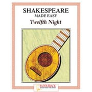 Saddleback Educational Publishing® Twelfth Night Student Guide; Enhanced eBook, Grades 9-12