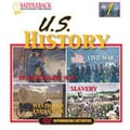 Saddleback Educational Publishing® U.S. History Binder 1 (Enhanced eBook); Grades 5-12