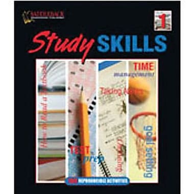 Saddleback Educational Publishing® Study Skills 1 (Enhanced eBook); Grades 6-12