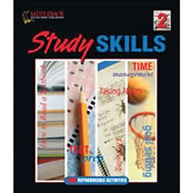 Saddleback Educational Publishing® Study Skills 2 (Enhanced eBook); Grades 6-12
