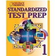Saddleback Educational Publishing® Standardized Test Prep 1 (Enhanced eBook); Grades 6-12