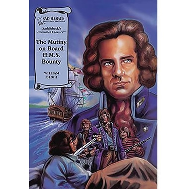 Saddleback Educational Publishing® The Mutiny On Board H.M.S. Bounty; Hardcover Book, Grades 9-12