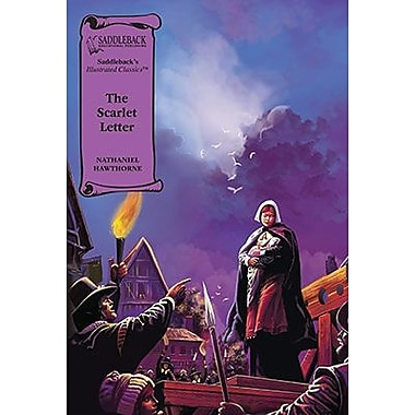 Saddleback Educational Publishing® The Scarlet Letter; Hardcover Book, Grades 9-12