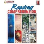 Saddleback Educational Publishing® Reading Comprehension 1 (Enhanced eBook)