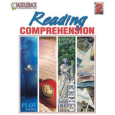 Saddleback Educational Publishing® Reading Comprehension 2 (Enhanced eBook); Grades 5-12