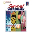 Saddleback Educational Publishing® Survival Vocabulary 1 (Enhanced eBook); Grades 9-12