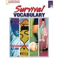 Saddleback Educational Publishing® Survival Vocabulary 2 (Enhanced eBook); Grades 9-12