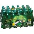 Perrier Sparkling Mineral Water, .5 Liter Bottles, 24/Case